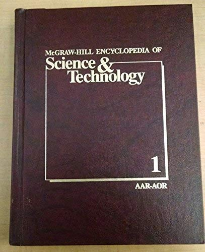 9780079092069: McGraw-Hill Encyclopedia of Science and Technology