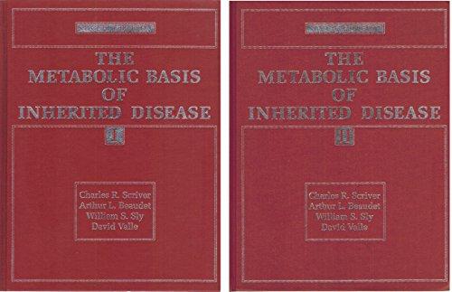 9780079092540: Metabolic Basis of Inherited Disease (2 Volume Set)