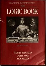 9780079095244: The Logic Book