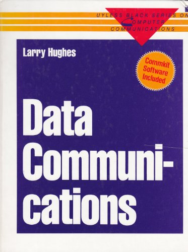 9780079098726: Data Communications/Book and Software (Uyless Black Series on Computer Communications)