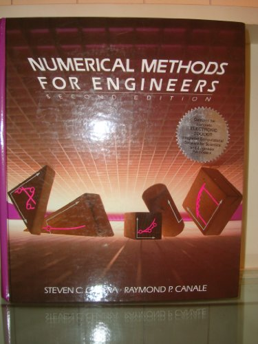 9780079099440: Numerical Methods for Engineers with Personal Computer Applications