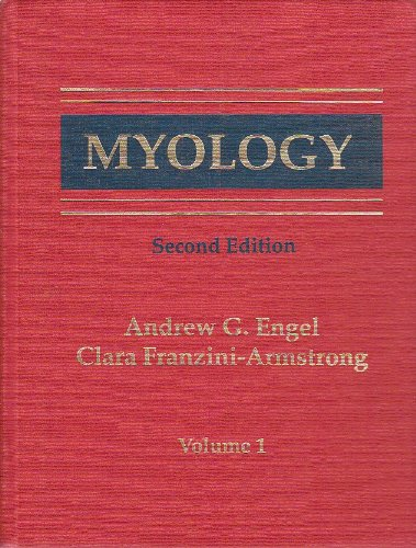 9780079111340: Myology: Basic and Clinical (2 Volume Set)