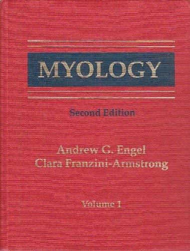9780079111340: Myology: Basic and Clinical (2 Volume Set)