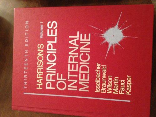 Harrisons Principles of Intern 2VOL: Kurt J. Isselbacher