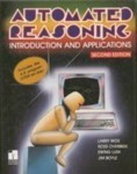 9780079112514: Automated Reasoning: Introduction and Applications/Book & Disk