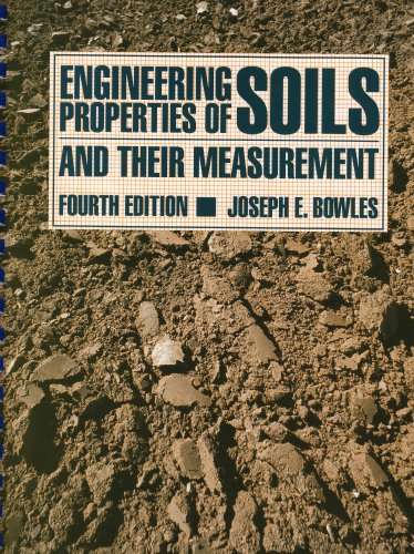 9780079112668: Engineering Properties of Soils and their Measurement