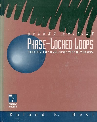 9780079113863: Phase-Locked Loops: Theory, Design, and Applications/Book and Disk