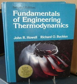 9780079113894: Fundamentals of Engineering Thermodynamics