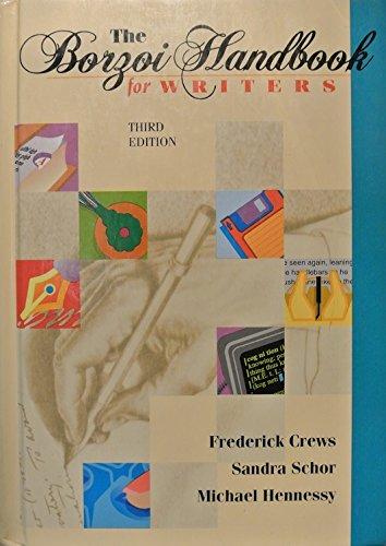 9780079114013: The Borzoi Handbook for Writers