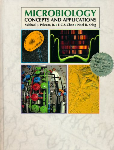 9780079114549: Microbiology: Concepts and Applications: Text and Software, Macintosh 3 1/2