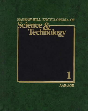 9780079115041: McGraw-Hill Encyclopedia of Science and Technology
