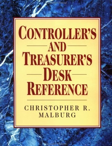 9780079116048: Controller's and Treasurer's Desk Reference