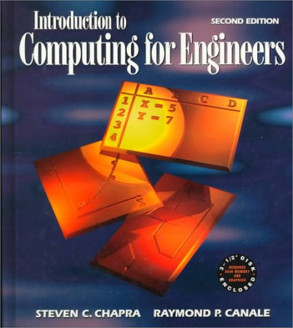 9780079116093: Introduction To Computing for Engineers