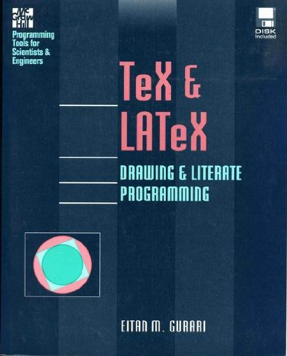 9780079116161: Tex and Latex: Drawing and Literate Programming/Book and Disk