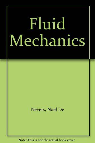 9780079116789: Fluid Mechanics