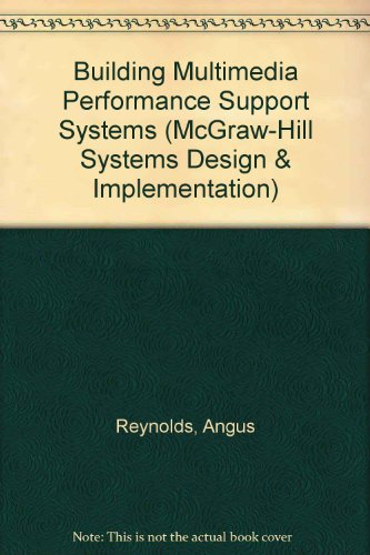 9780079116840: Building Multimedia Performance Support Systems (McGraw-Hill Systems Design & Implementation)