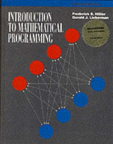 9780079118301: Introduction To Mathematical Programming (Mac)