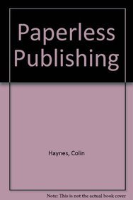 9780079118950: Paperless Publishing
