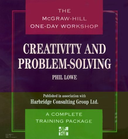 9780079120915: McGraw-Hill One-Day Workshop: Creativity and Problem Solving