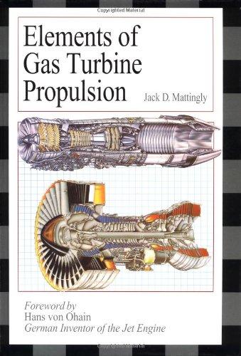 9780079121967: Elements of Gas Turbine Propulsion (McGraw-Hill Mechanical Engineering)