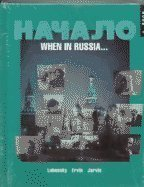 9780079122032: Nachalo: When in Russia . . . (Book 1) (Student Edition + Listening Comprehension Audio Cassette)