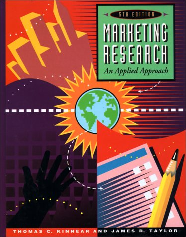 9780079122520: Marketing Research: An Applied Approach