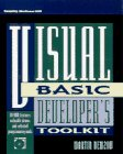 9780079123091: Visual Basic Developer's Toolkit: Performance Optimization, Rapid Application Development, Debugging, and Distribution