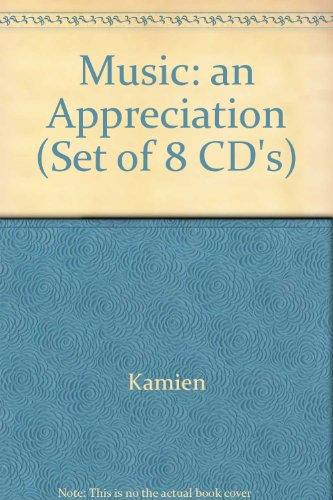 9780079129635: Music an Appreciation