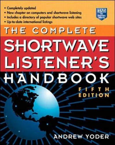 9780079130105: Complete Shortwave Listener's Handbook