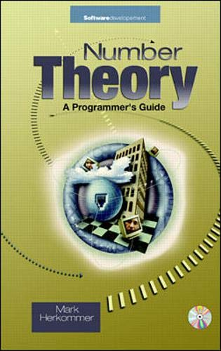 9780079130747: Number Theory: A Programmer's Guide (Software development series)