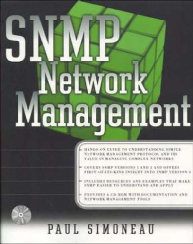 9780079130754: Hands on SNMP