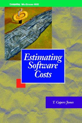 9780079130945: Estimating Software Costs (Software Development)