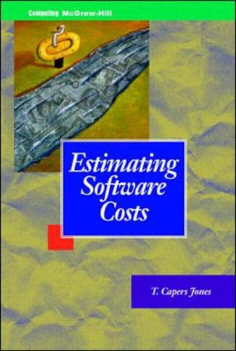 9780079130945: Estimating Software Costs (Software Development)