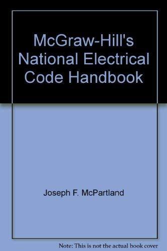 9780079131041: McGraw-Hill's National Electrical Code Handbook