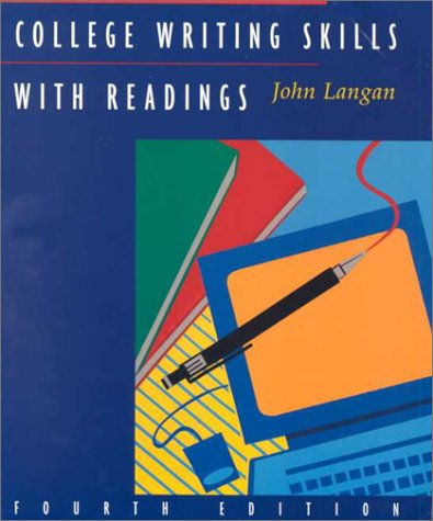 9780079131966: College Writing Skills With Readings