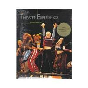 9780079132024: The Theater Experience (Académique)