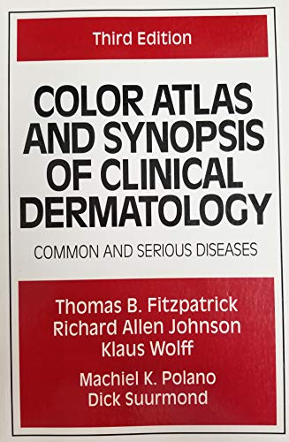 9780079132048: Color Atlas and Synopsis of Clinical Dermatology