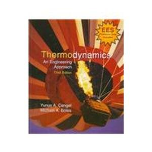 9780079132383: Thermodynamics: An Engineering Approach