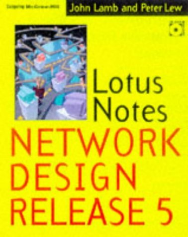 9780079132413: Lotus Notes and Domino Network Design