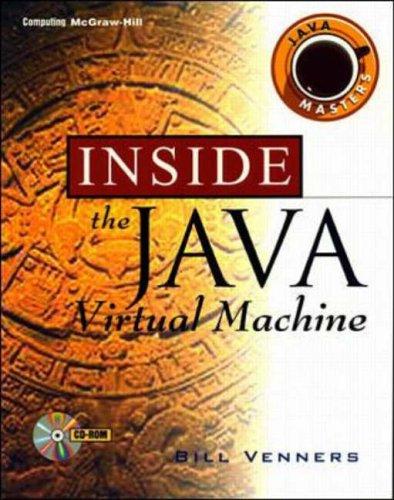 9780079132482: Inside the Java Virtual Machine (Java Masters)