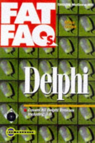 9780079132635: Delphi Fat FAQs: With CDROM