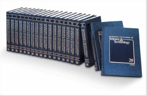 9780079136657: McGraw-Hill Encyclopedia of Science & Technology (20 Volume Set)