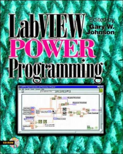 9780079136664: LabVIEW Power Programming