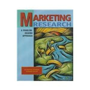 9780079136701: Marketing Research: A Problem Solving Approach