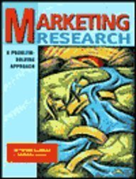 9780079136701: Marketing Research: A Problem-Solving Approach