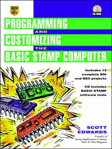 9780079136831: Programming and Customizing the Basic Stamp Computer (TAB Microcontrollers)