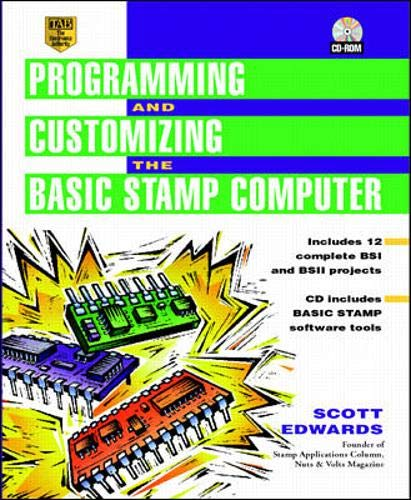 9780079136848: Programming and Customizing the BASIC Stamp (TAB Microcontrollers)