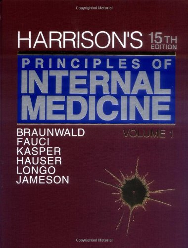 9780079136862: Harrison's Principles of Internal Medicine: 15th Edition, 2-Volume Set