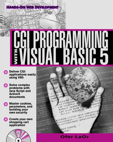 9780079136886: CGI Programming with Visual Basic 5