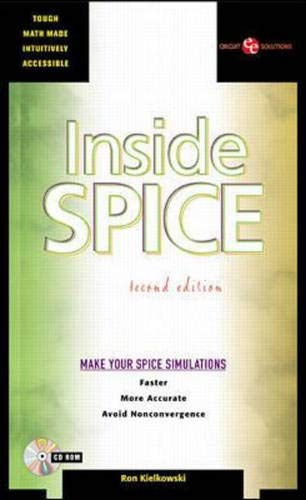 9780079137128: Inside Spice with CDROM (Electronic Packaging and Interconnection Series)